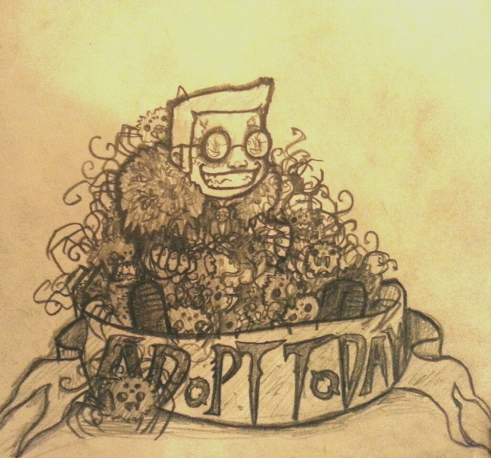 Tobias, Adopt Today by Lille Fugl